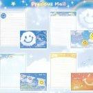 JAPAN Kamio Happy Smile Sky Lettersets Kawaii