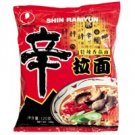 Korea Nong Shim Spicy Mushroom Noodles