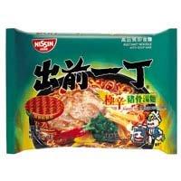 Japan Brand Nissin Instant Noodle - Super Hot Tonkotsu Favour