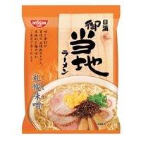 Japan Brand Nissin Sapporo Noodle - Miso Favour