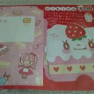 Taiwan Strawberry Cake Big Memosets Pack KAWAII