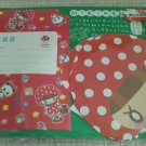 Taiwan Red Dots Girl Big Memosets Pack KAWAII