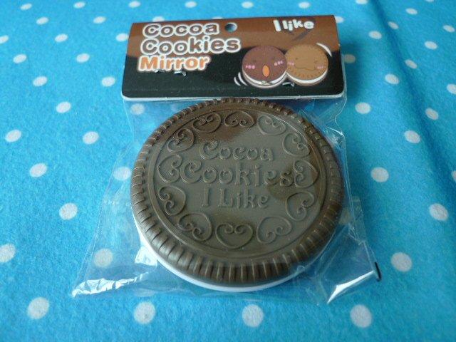 Cocoa Cookies Mirror & Comb