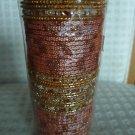 India Bling Bling Rose Gold Colour Bracelets (48 pcs)