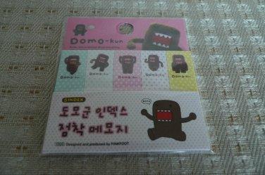 Japan / Korea Domo kun Sticky Memosets (Pink) KAWAII