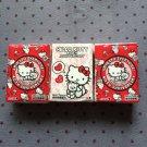 3x Japan Sanrio Hello Kitty 40 Anniversary Tissue Packs KAWAII