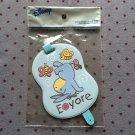 JAPAN Disney Eeyore Luggage Tag KAWAII