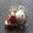 JAPAN Hello Kitty Ballet Doll Chain KAWAII