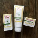 Burt's Bees - Sensitive Facial Cleaner, Daily Moisturizing Cream & Night Cream