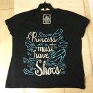 Womens Disney T-Shirt Top XXL 100% Certified Organic Cotton!