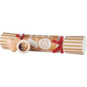 NEW The Body Shop Shea Gift Cracker (Shea Lip Butter 10ml, Shea Heart Soap 25g)