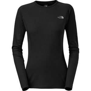 The North Face Light Crew Neck Baselayer Top  BLACK XL Orig. $50 NEW W TAG