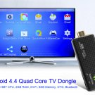 Android 4.4 Quad Core TV Stick - Rockchip 3188T CPU, 2GB RAM, Wi-Fi, 8GB Memory, OTG, Bluetooth