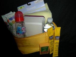 9-1-1 Baby Emergency Kit