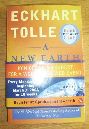 A New Earth Book by Eckhart Tolle
