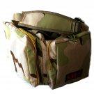 NATO® Tactical Survival™ Gun Range Bag Desert Camo