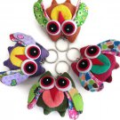 Handmade keychain Owl thailand. Owl Bag Accessories & Key Chain