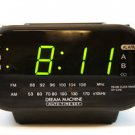 Dual Alarm Clock DVR SD Card  Hidden Spy Camera+Remote Control