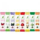 Fruit Flower Herbal Tea Samplers 16 sachets 8 Different Teas