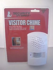 BRAND NEW SECURITY SPY DETECT WIRELESS VISITOR CHIME SSOI-434