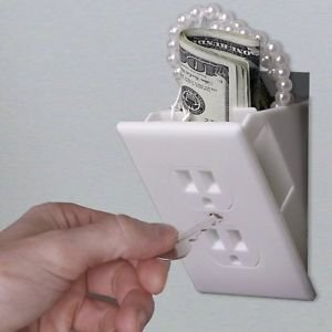Hidden Wall Safe Security Hide your Private Stashes
