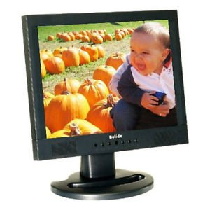 """19"""" High Res. LCD Monitor"""