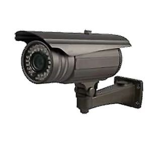 WDR bullet camera with 690 TVL resolution