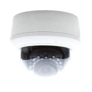 Indoor IP Dome Camera With 600 TVL Resolution