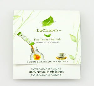 Natural Herbal Tea Flower Tea Fruit Tea Samplers 4 sachets