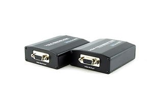 Bolide VGA over Cat5 / Cat6 Extender, Passive Transmitter and Receiver
