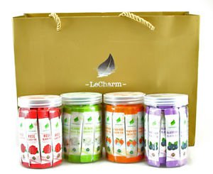 Variety Fruit & Flower Tea Extract Gift Set Include a Gift Bag