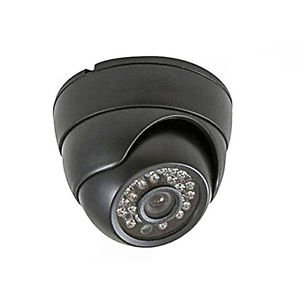 "700 TVL Infrared Eyeball 1/4"" Sony CCD 3.6mm IR Color Dome Camera"