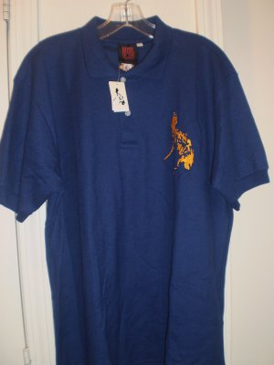 PINOY PRIDE POLO SHIRT PHILIPPINES MAP