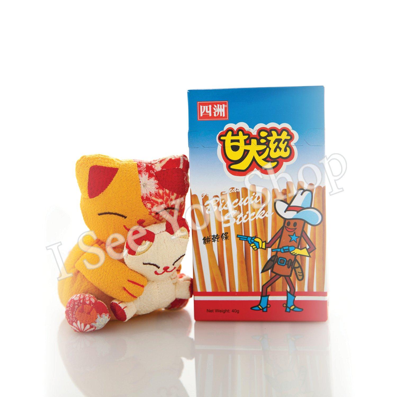 �洲�大��乾�(��) Four Seas Biscuits (Original Flavor) 40g