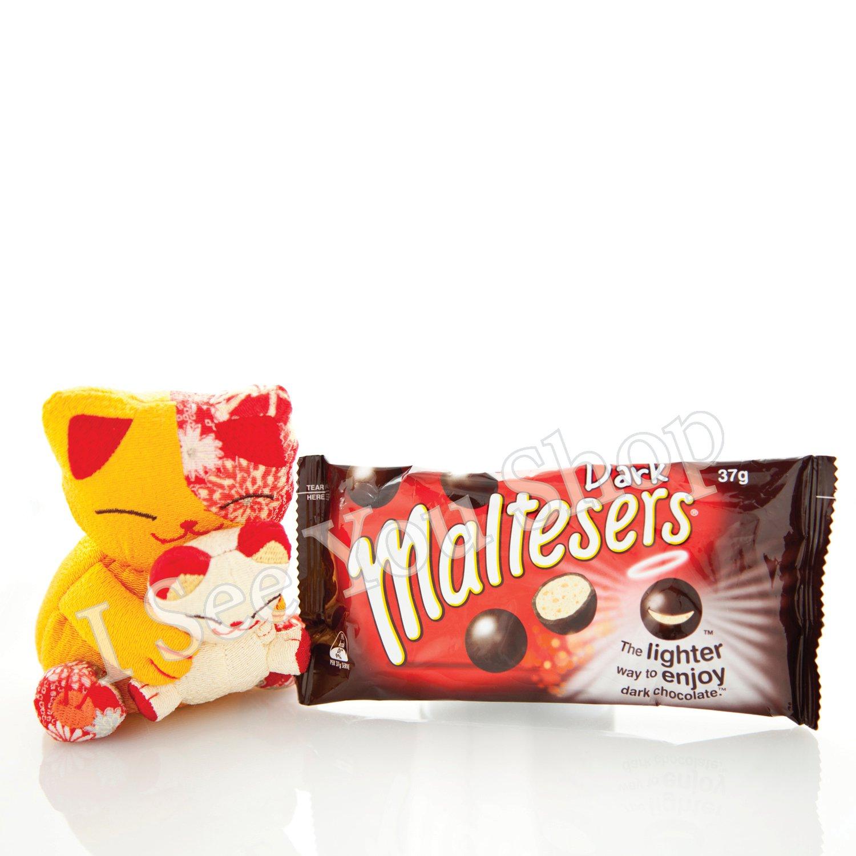 麥�� ���� (��) Maltesers Dark Chocolate (Bag) 37g