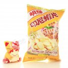 明輝印尼蝦片 咖哩味 80g Brilliant Indonesian Shrimp Chips Curry Flavour 80g
