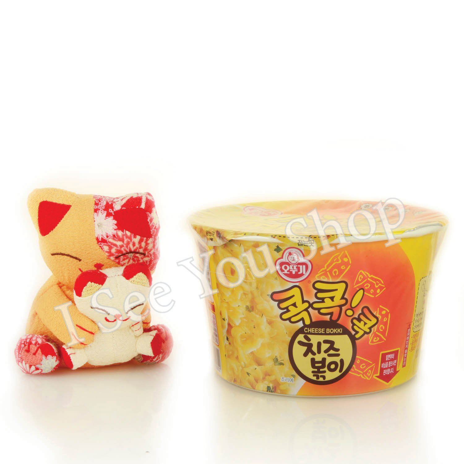 ��� �綿綿�士��麵 Ottigi Cheese Bokki Bowl 95g