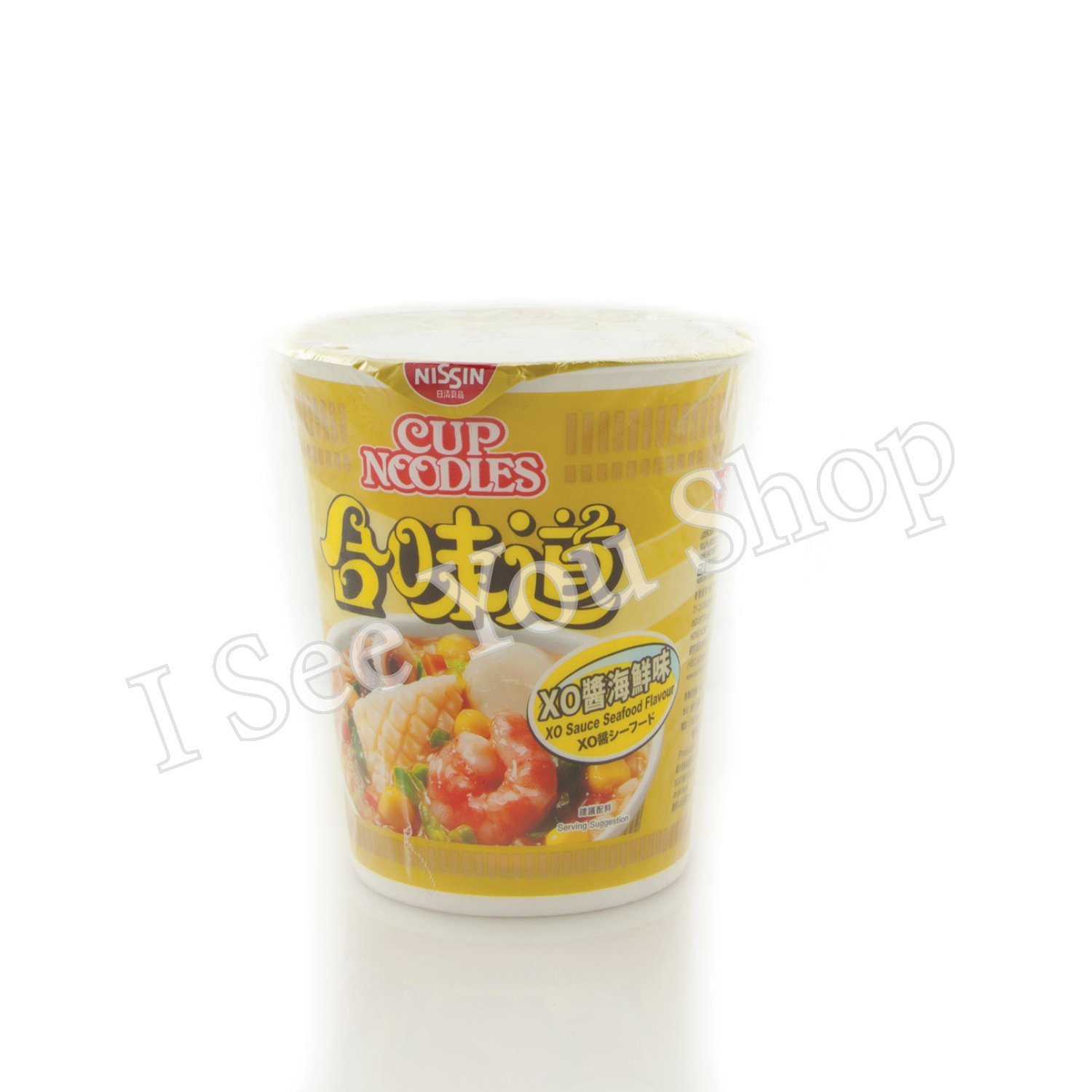 ��� XO�海鮮��麵 Nissin XO Sauce Seafood Flavor Cup Noodles 75g