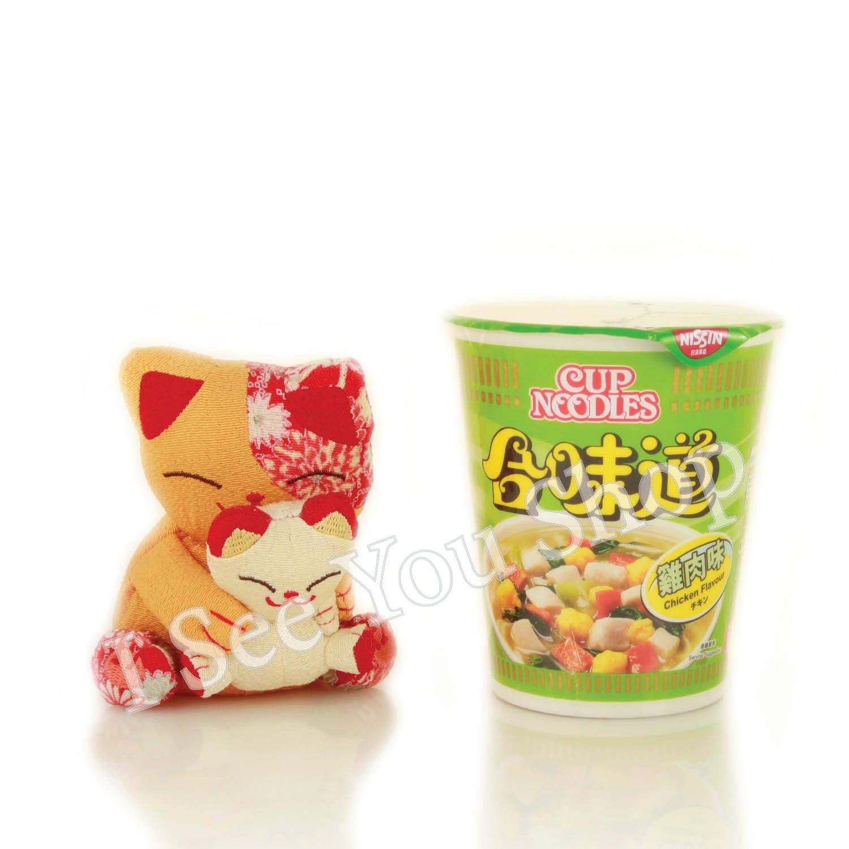 ��� ��麵 Nissin Chicken Flavour Cup Noodles 75g