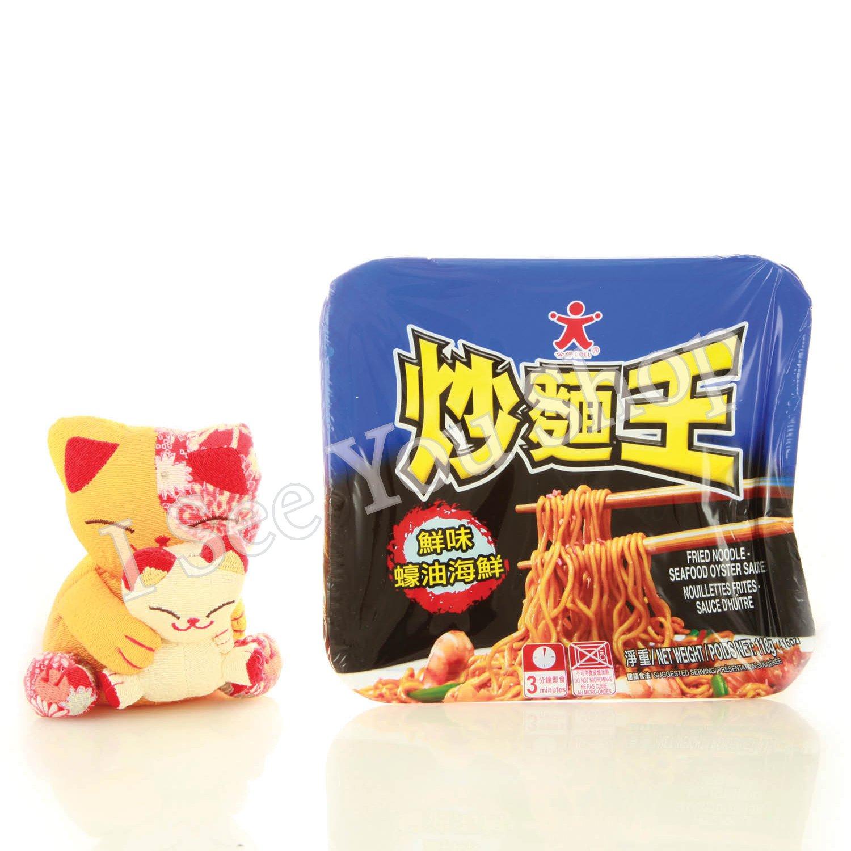 ���麵� 鮮��油海鮮 118g Doll Fried Noodle Seafood Oyster Sauce 118g