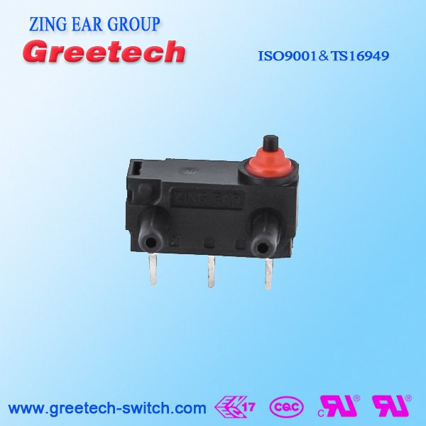 48VDC Subminiature Micro Switch