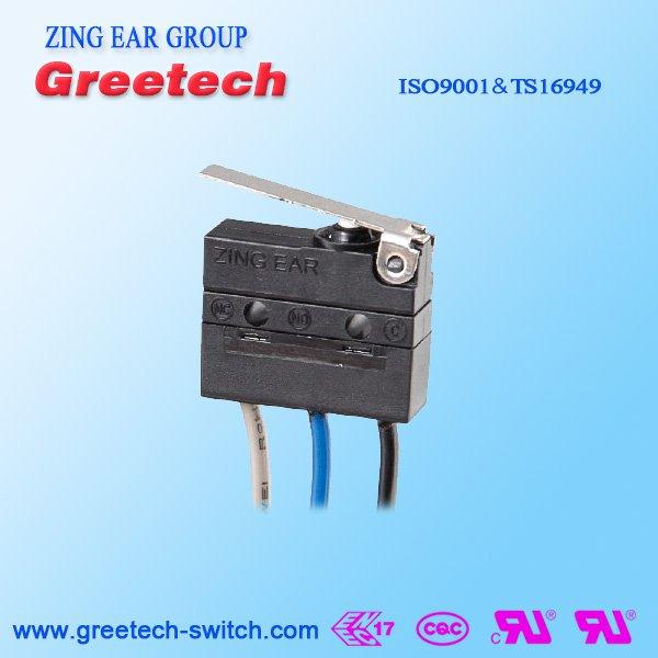3A 125VAC Mini Micro Switch
