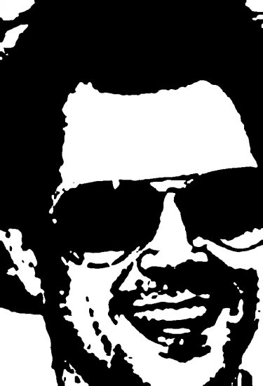 Johnny Knoxville Acrylic Pop Art Painting