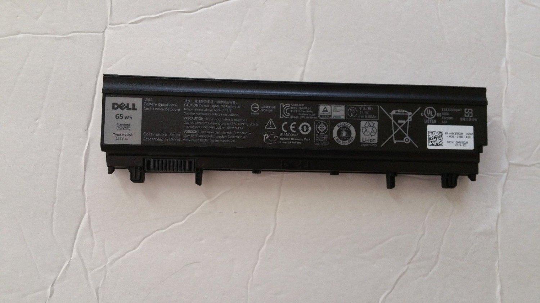 Battery for Dell Latitude E5440 E5540 VVONF/NVWGM 11.1V-5.80Ah(65Wh)