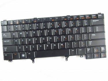 Original New US backlit Keyboard fit Dell Latitude E6220 E6320 E6420