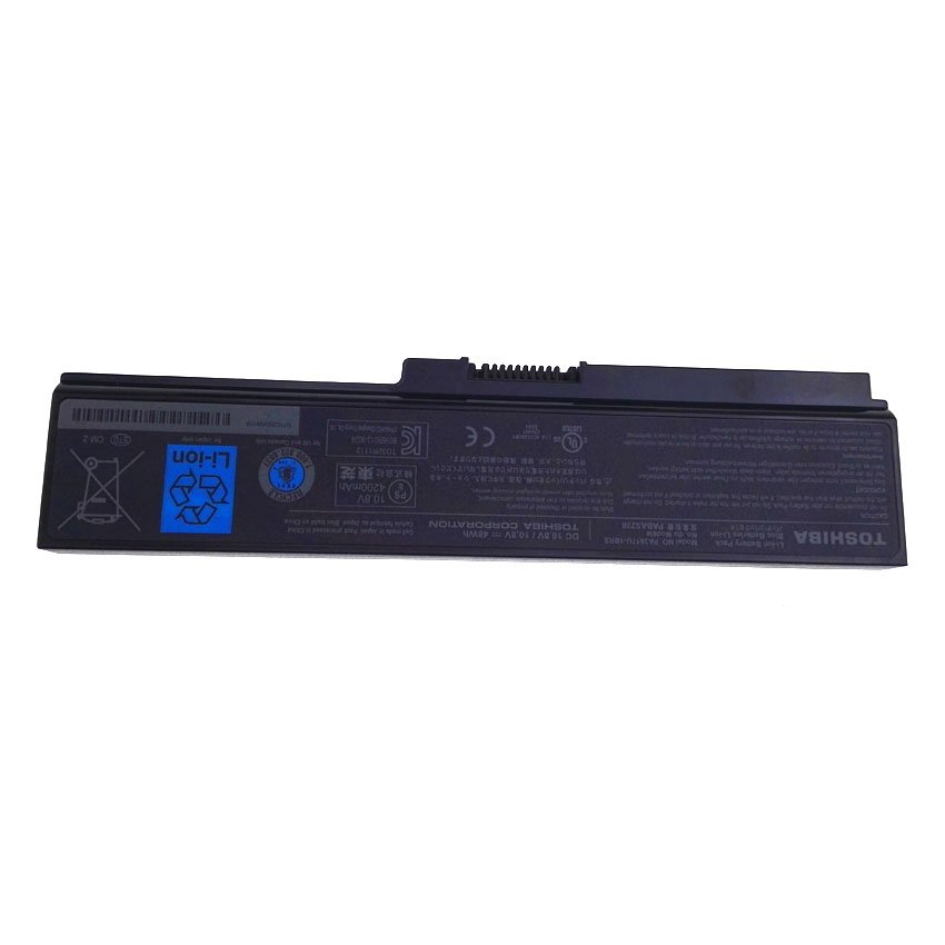 6Cell Battery For TOSHIBA PA3817U-1BRS PA3818U-1BRS PA3780U-1BRS
