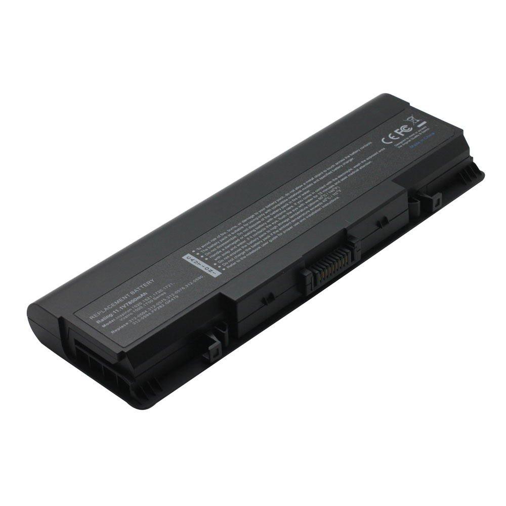 DE-1520 11.1V 7800 9cell Laptop Battery for DELL NR222, NR239, TM980, UW280 101-04071-25023