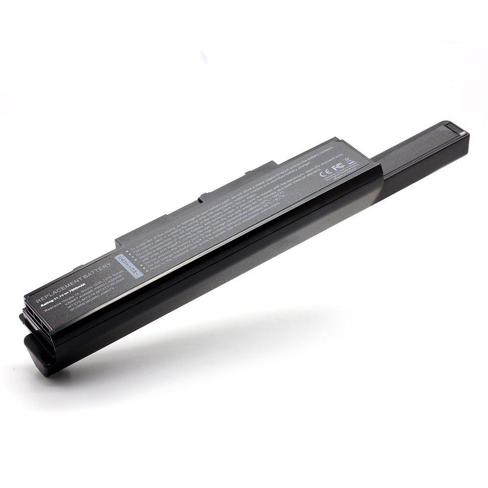 DE-1535 11.1V 7800 9cell Laptop Battery for DELL A2990667 WU94  MT276 MT264 MT264 101-04073-25023