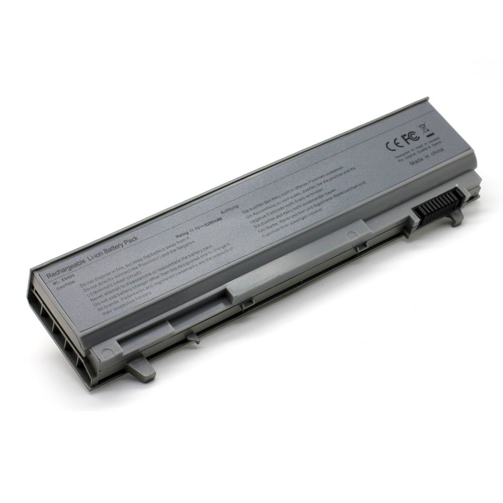 DE-E6400 11.1V 5200 6cell Laptop Battery for DELL PT434, PT435, PT436, PT437 101-04108-22073