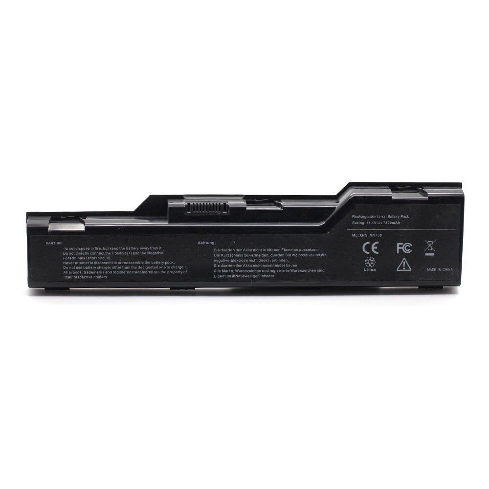 DE-1730 11.1V 7800 9cell Laptop Battery for DELL HG307, 0KG530, KG530, PP06XA 101-04075-25023